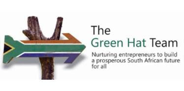 Masimong Portfolio Logos Seriti Masimong Portfolio Logo Green Hat